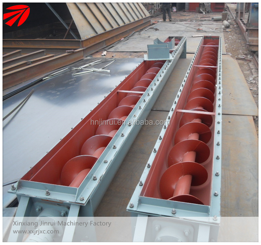Widely used in chemical electric power coal mines conveyor systerm LS screw conveyer