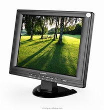 "7"" to 19"" inch lcd led tv 4:3 HD digital tuner dvb-t2 1080p 12 inch lcd hdtv led tv with USB VGA PVR function"