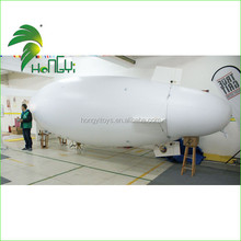 Logo Printing Outdoor RC Inflatable Blimp / Custom Inflatable Remote Control Blimp / Inflatable Advertising RC AirShip