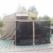 hot sale car side awning with Mosquito