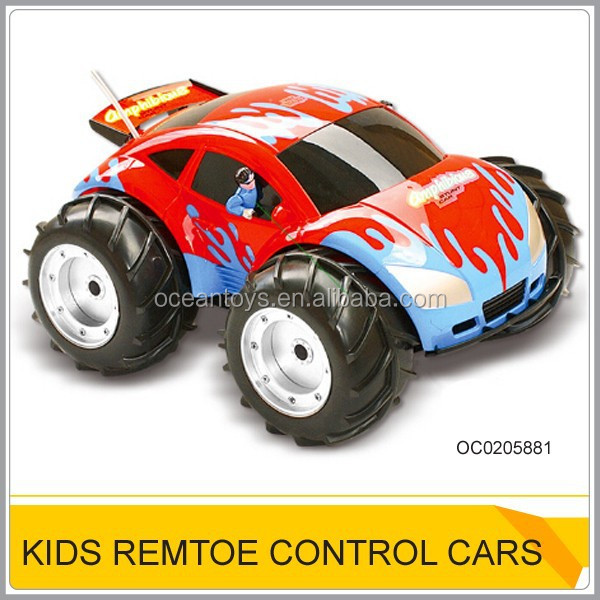 High speed electric car rc toy Amphibious vehicle for kids OC0205881