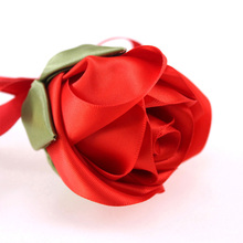 Decorative Handmade Grosgrain Ribbon roses Flowers and bows