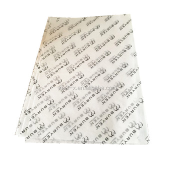 High Quality white color custom printed wholesale Paper tissue