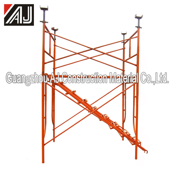 OEM service scaffolding for African market