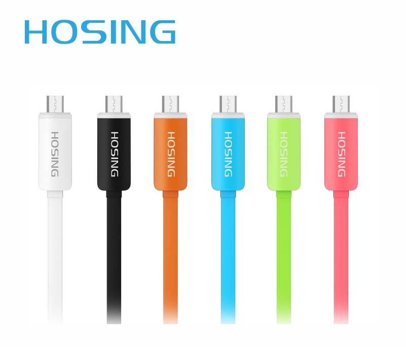 1.2M 2.1A Micro USB/8PIN TPE Material Cord Sync Data Wire Charger For Samsung HTC Android Iphone Data Cable Line