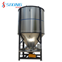 Large 201 stainless steel screw plastic mixer