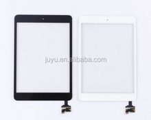 OEM New White and black Outer Glass Touch Screen Digitizer Assembly For iPad Mini 2