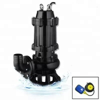 2018 China wholesale high pressure toilet float switch submersible sewage water lift centrifugal pump