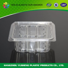 Recycling and non-toxic ovenproof disposable plastic salad serving bowl