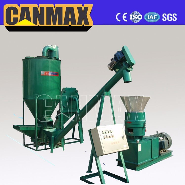 1 Year Warranty rice husk pellet machine, poultry feed pellet making machine