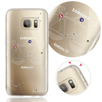 For Samsung Note5 Libra Crystal crashworthiness soft phone case
