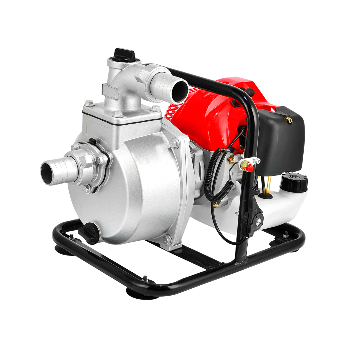 Natural 2 Stroke Garden Gas Powered Pto Water Pump