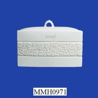 ceramic bread bin for kitchen decoration