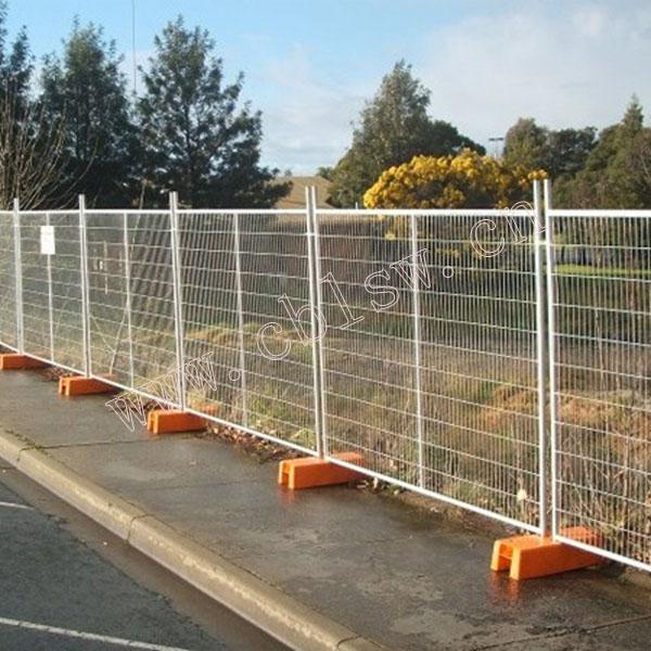 Portable Construction Fence