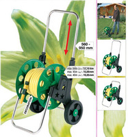 best selling assembly garden hose reel cart with wheels
