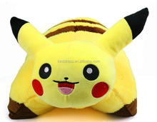 walson instyles copyright Pikachu Pokemon Transforming Pillow Soft Nintendo Cushion Kids Rare Pikachu Toy