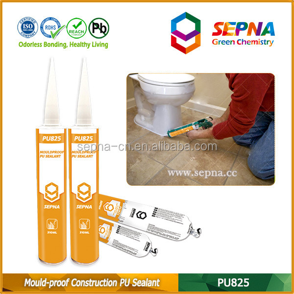 PU Sealant for Sealing and Bonding Kitchen Ware, Sanitary Ware and Bathroom