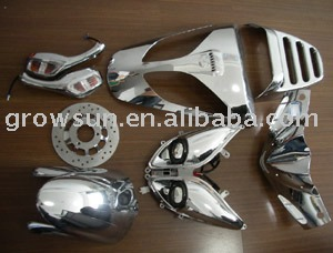 Hot selling cheap price gy6 150cc scooter chrome parts
