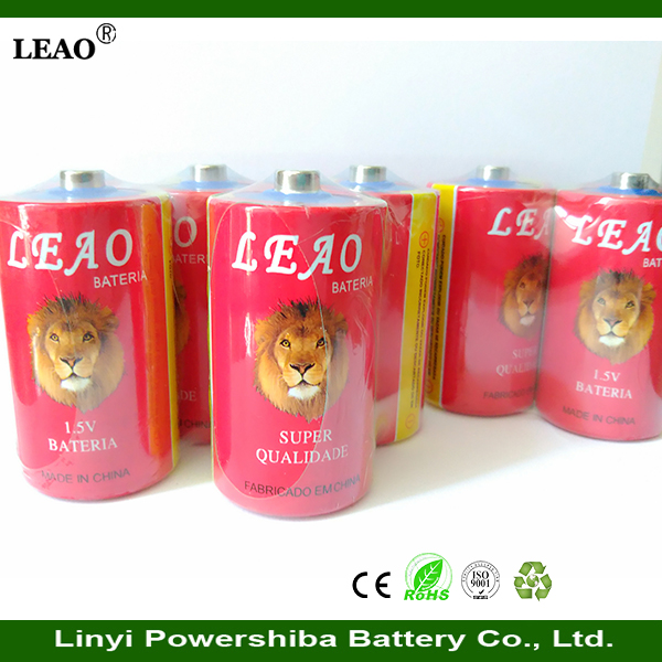 China manufacture durable wholesale R20P UM1 1.5v battery