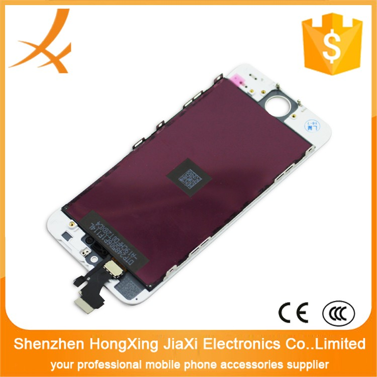 china factory tianma lcd display for iphone 5G 5S 5C