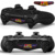 High quality protective waterproof factory skin sticker for PS4 Led Light Bar-Heros