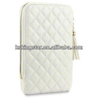 quilted leather accessories for ipad 3