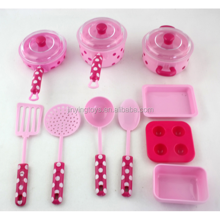 Cheap pretend kids plastic toys kitchen play set buy for Cheap kids kitchen set