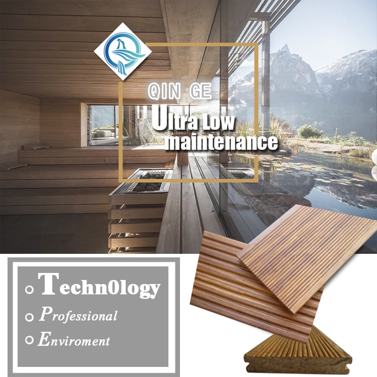 Insect-resistance bamboo decking supplier