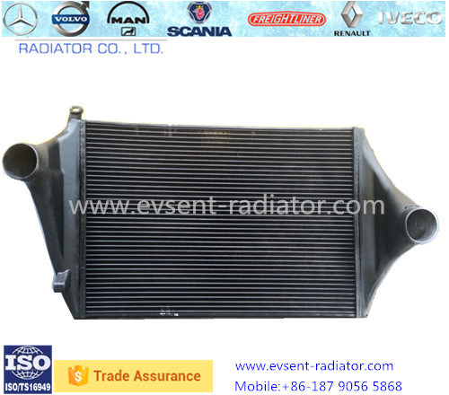 Intercooler for freightliner truk 4401-1715