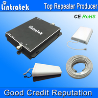 lintratek booster gsm dcs home use low cost dual band mobile signal booster