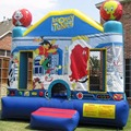 Hola adult bounce house/bouncing castle for sale
