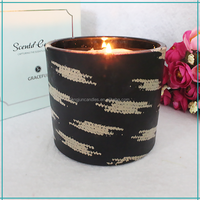 Rosemary Fragrance Oil Soy Paraffin Wax Aroma Double Scented Candle
