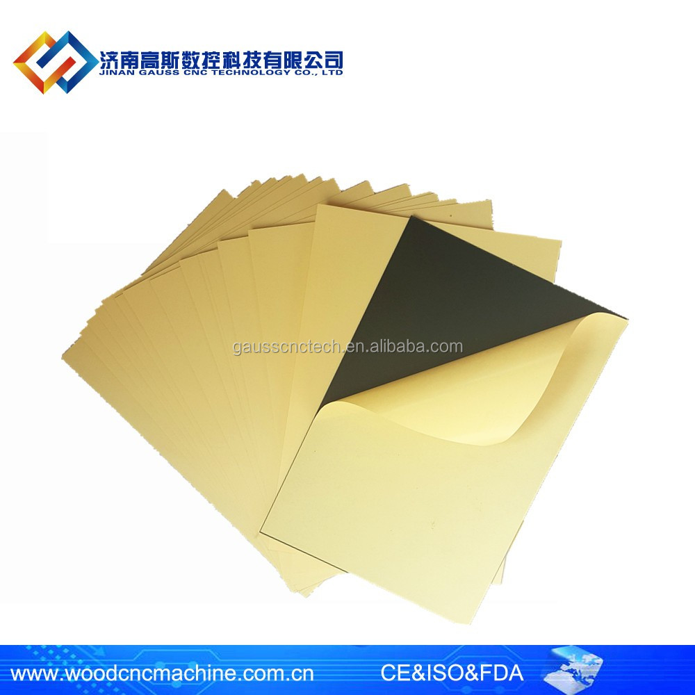0.5mm Rigid photo album self adhesive PVC foam sheet for inner pages (Custom Size)