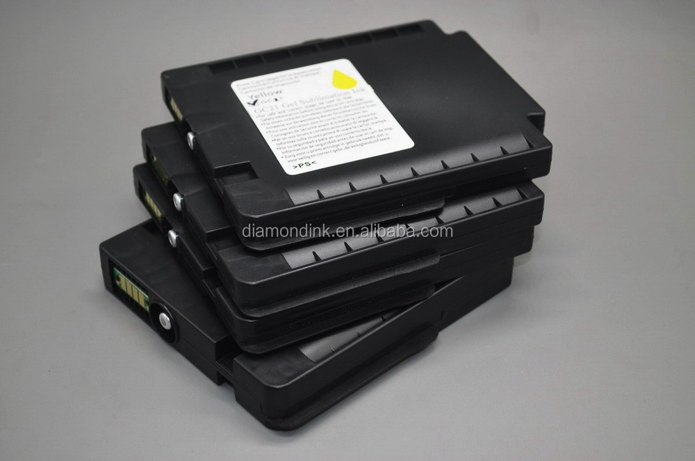 compatible ink cartridge GC21 for Ricoh GX7000 GX5050N GX5000 GX3050SFN GX3050N GX3000SFN GX3000SF GX3000S GX3000 GX2500 GX2050N
