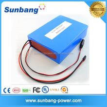 High quality 13S8P-18650 48v 20ah battery for electric bike/motorcycle