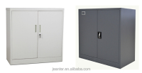 Low Price Best Selling 2 Door Office Storage Cabinets / Metal Filing Cabinet / Meter Cabinet