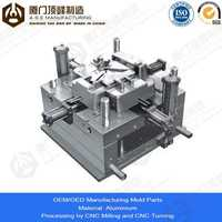 Xiamen A.S.E OEM Manufacturing Mold Parts for nice and lovely products company
