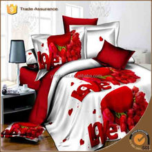 2015 new high quality selected patterns beautiful bed sheet sets/3d bed cover set/3d bed sheet sets