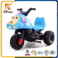 New PP plastic motorbike toys cartoon design kids electric motorbike for sale cheap price