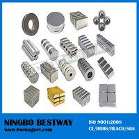 ISO9001 Factory Price N35-N52 Magnetic Materials permanent bulk free neodymium magnets