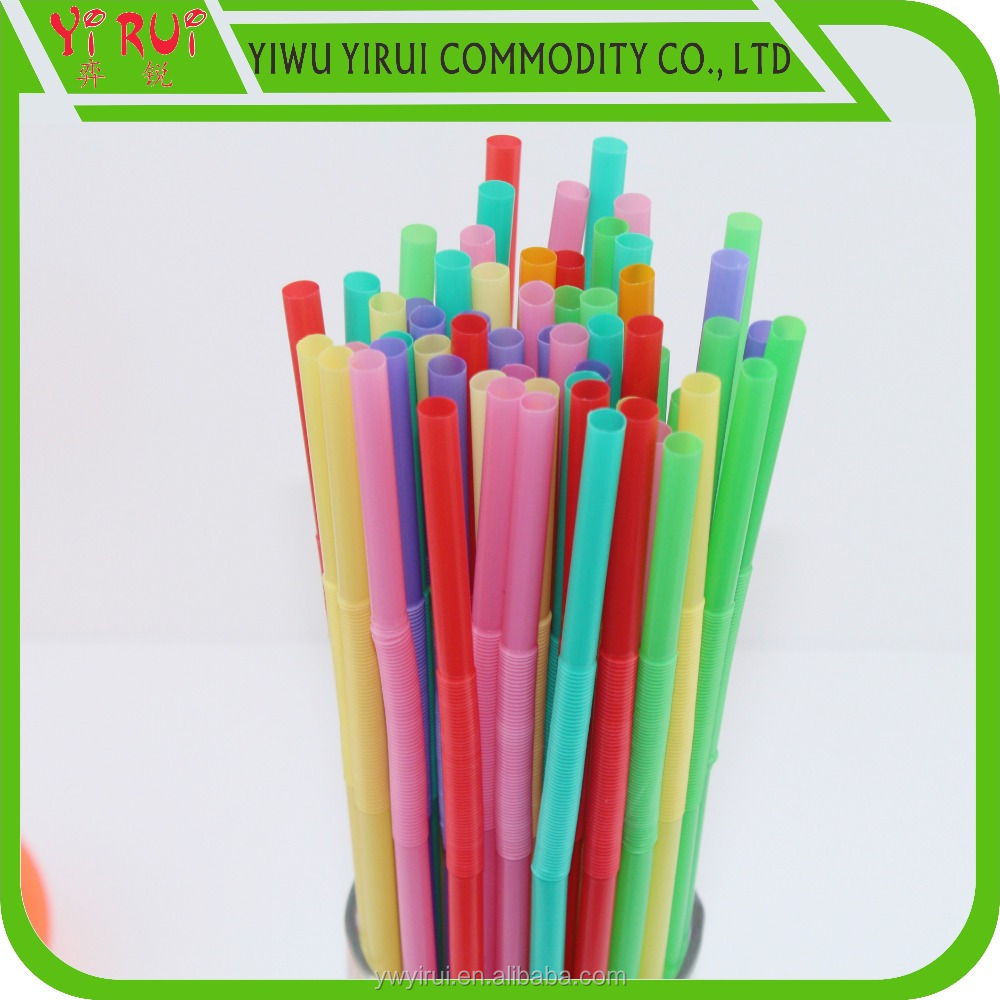New arrival drinking plastic creative drinking artistic straws