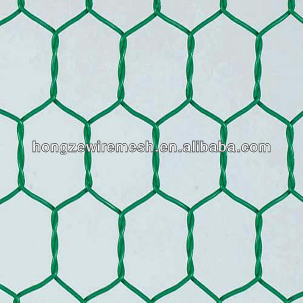 chicken wire / hexagonal wire mesh / stucco netting made in china