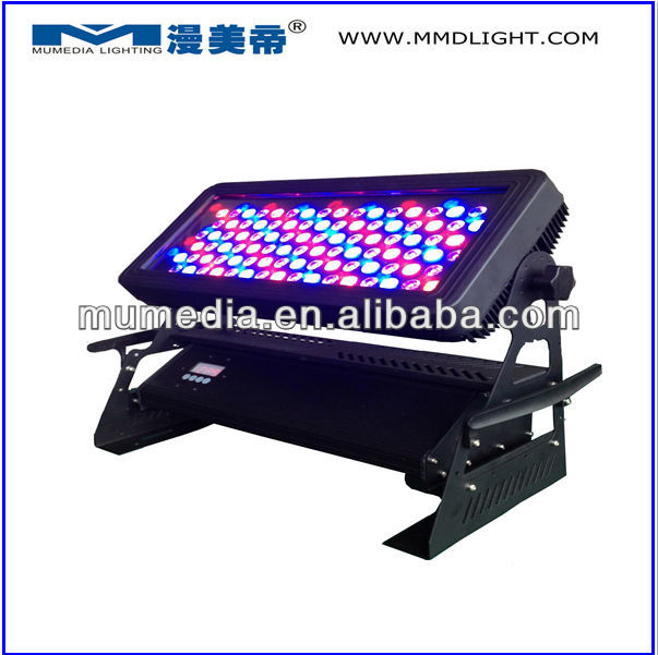 Outdoor stage lighting 100*4W TRI Waterproof Led City Color Light