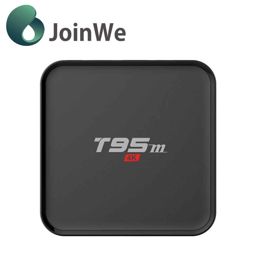 Best T95M Almogic S905 Quad Core 2G Ram or 1G Ram Kodi 16.0 Google Android 5.1 Smart Tv Box T95M Supporting SD Card max32GB