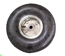 China Wholesale Rubber Air Trolley Wheel 3.50-4