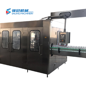 8000BPH Mineral Water Filling Machine