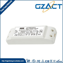 TUV CE SAA CCC 36W constant voltage led driver 1500ma