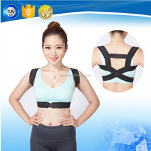 cheap price elastic strap back ,lumbar,waist support belt, approved by CE&FDA