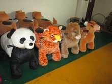 Wholesale baby animal rider toy rocking horses for adults