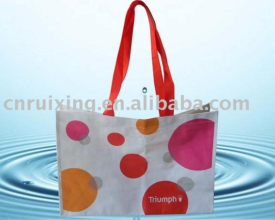 Recycle PP Woven Shopping Bag